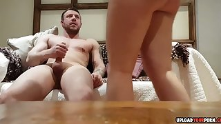 Brunette Honey Gets Her Cunt Banged