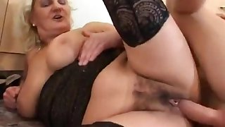Grown up Karla Gets Nailed Nice And Immutable blowing cock