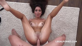 Katty West - Mr. Anderson's Anal Casting with Anal